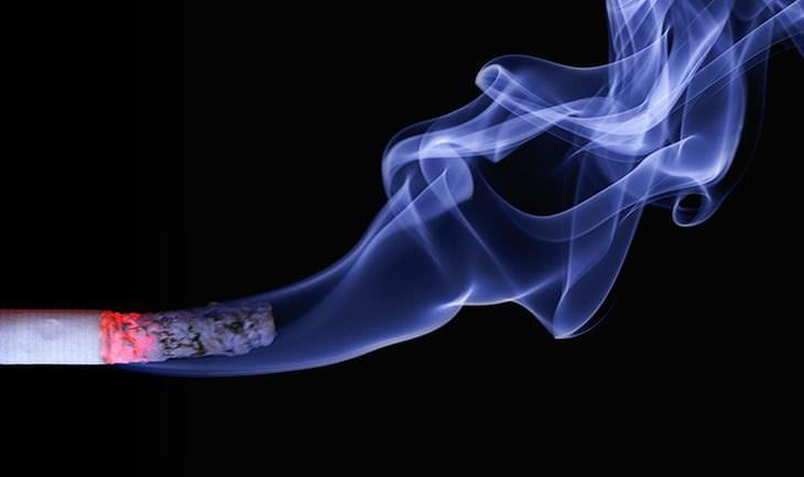 10 cosas evitar antes de dormir fumar