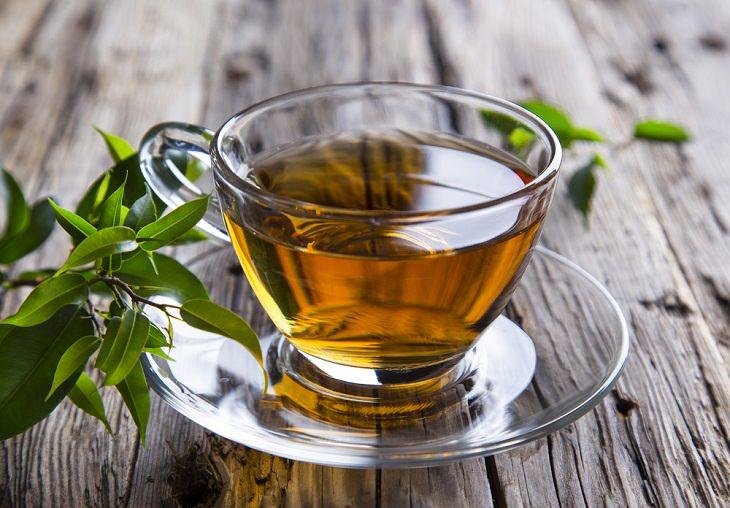 16 usos del té verde