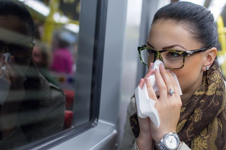 Consejos Resfriados Mantenerte a 2 metros de distancia