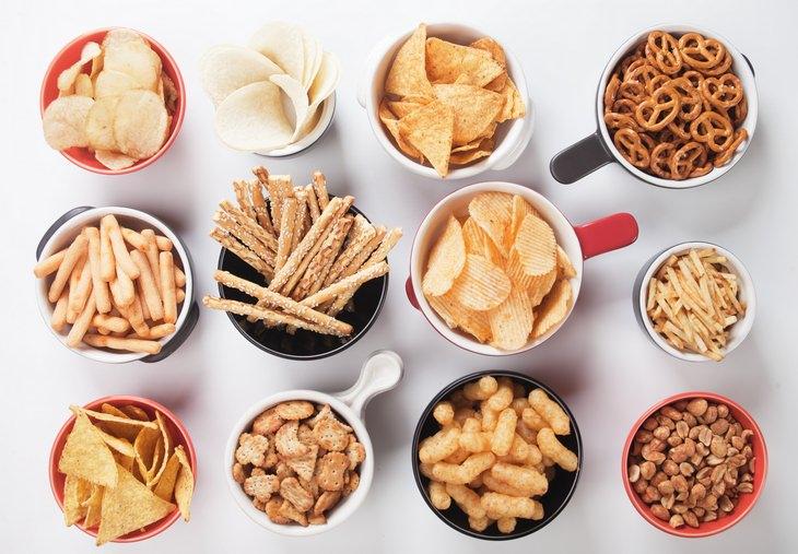 Pérdida De Peso  Estás comiendo demasiada sal