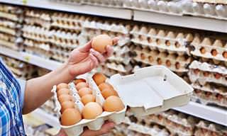 7 pots huevos