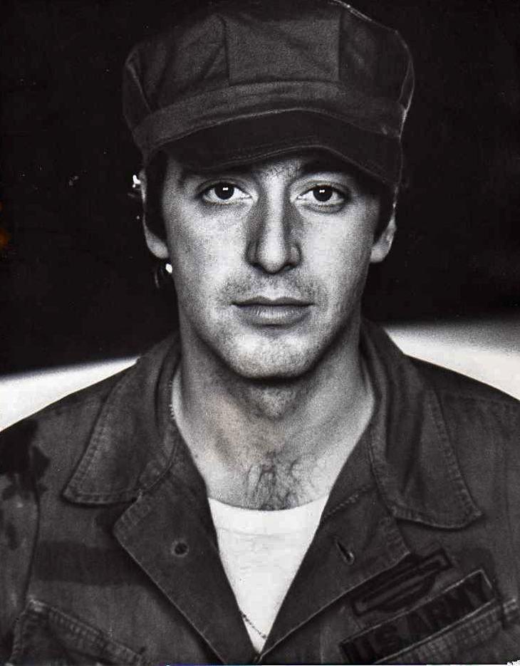 Frases Al Pacino Si tuviera la oportunidad de ser otra cosa, sería actor