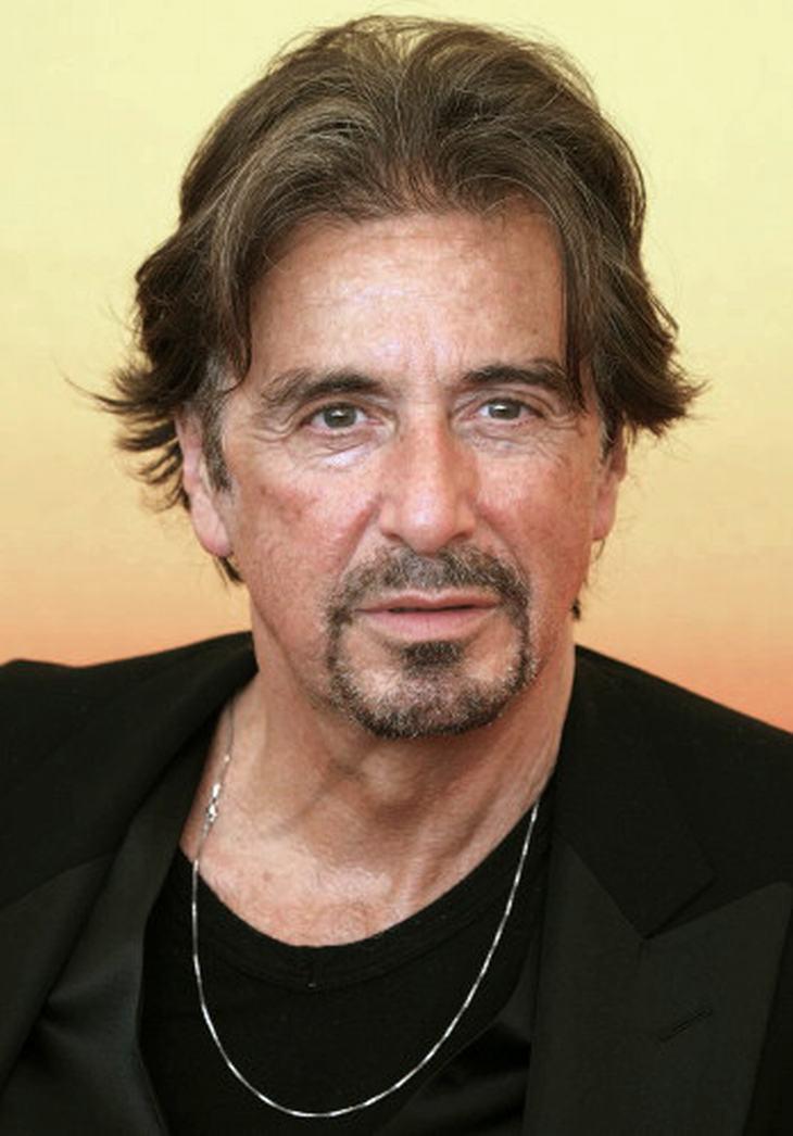 Frases Al Pacino Es sencillo engañar a los ojos, pero es difícil engañar al corazón