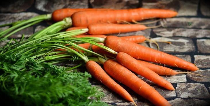 Zanahorias sembrar en otoño