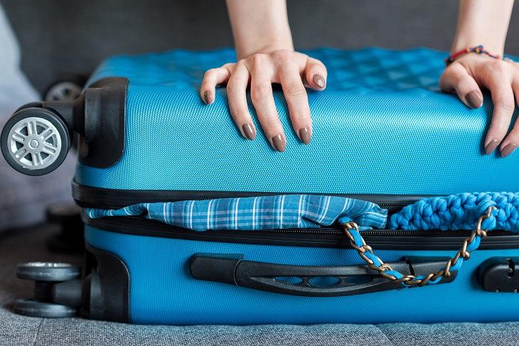 Empaca tu maleta