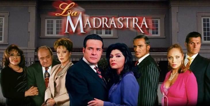 20 Telenovelas Más Vistas En Toda Latinoamérica  La Madrastra