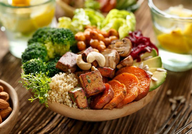 Saludable Una Dieta Solo a Base De Plantas