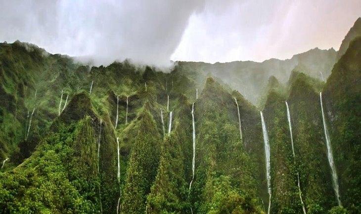 Oahu, Hawái,