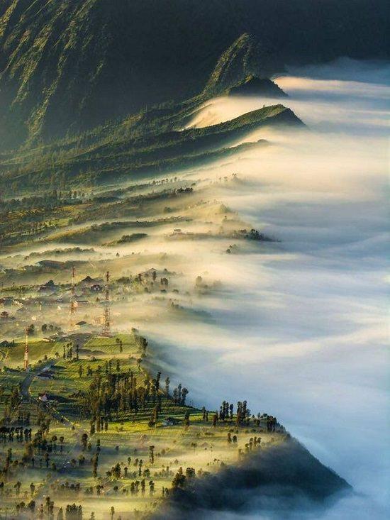 monte Bromo en Filipinas