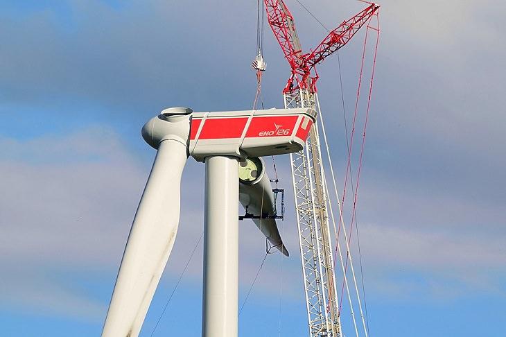 El Proyecto Eco-City en Hamburgo, Alemania.