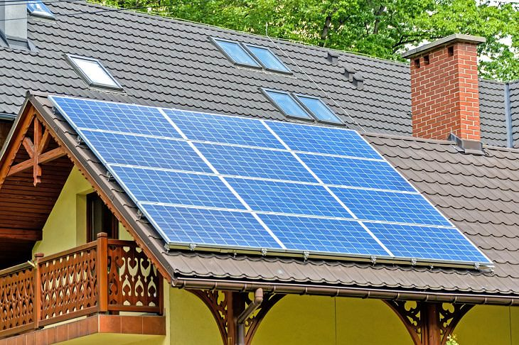 Proyectos de energía solar en California