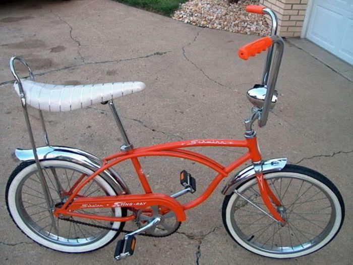 15 Objetos Vintage Para El Recuerdo Bicicletas con asiento tipo banana