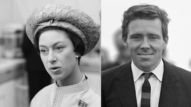Divorcios De La Realeza princesa Margaret y Antony Armstrong-Jones