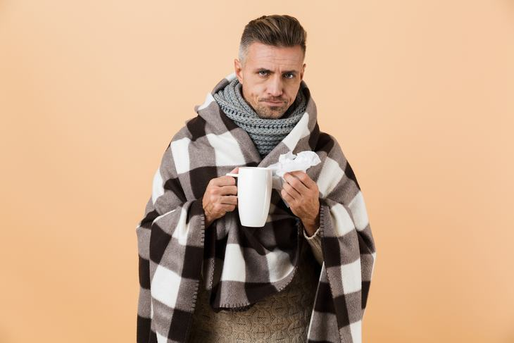 Causas Por Las Que Sientes Más Frío Que Otros