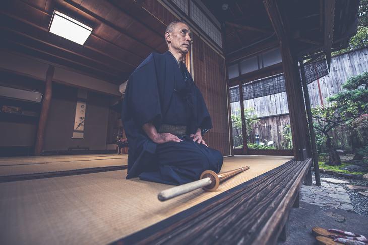 Cuento El Maestro Samurái