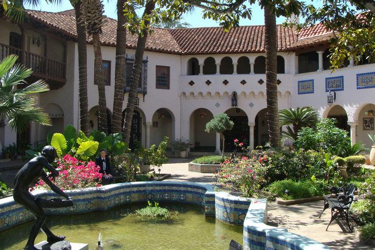 Lugares San Antonio, Texas Museo de Arte McNay