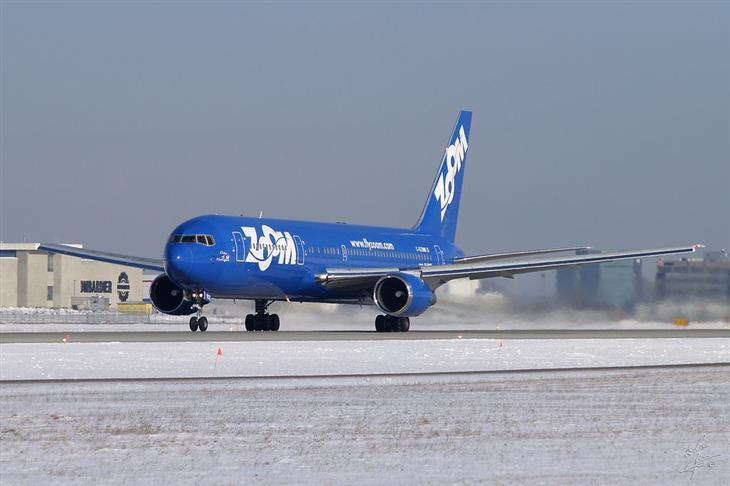 15 aviones mas grandes del mundo Boeing 767