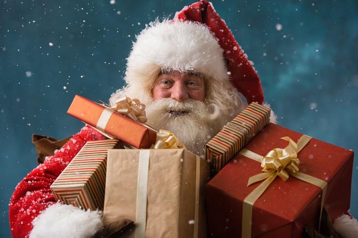 Divertidas Cartas De Navidad a Santa Claus