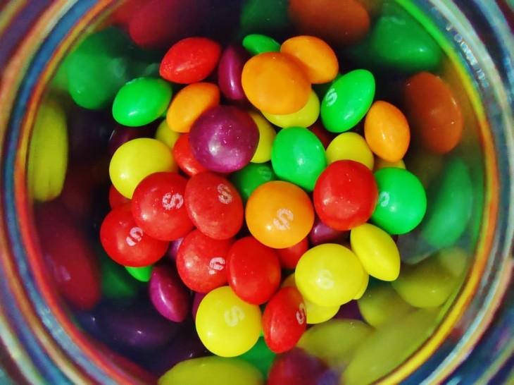 Datos Importantes Alimentos Skittles