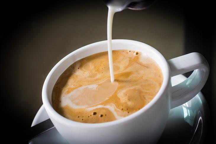 Datos Importantes Alimentos Crema para café