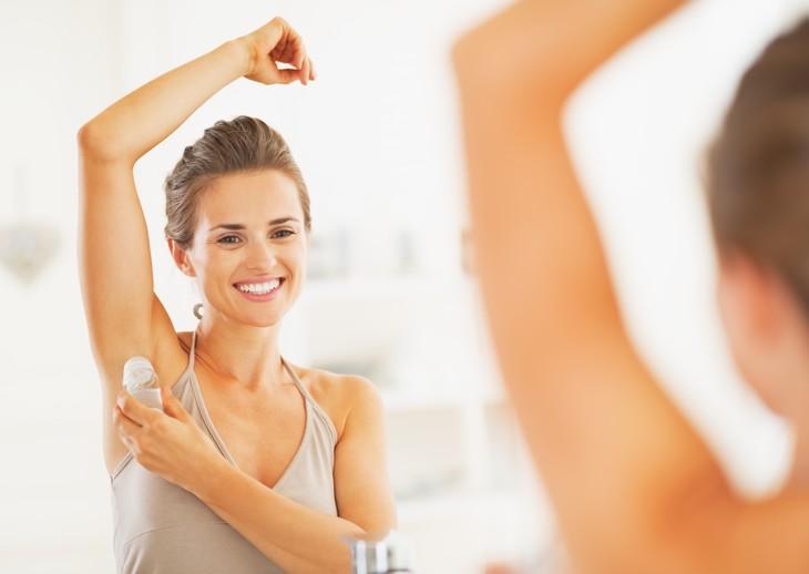 2. El uso de antitranspirantes causa cáncer