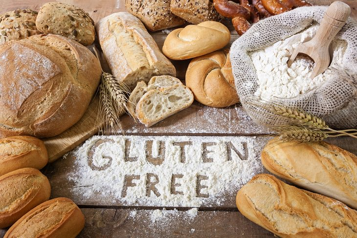 1. Eliminar el gluten de tu dieta