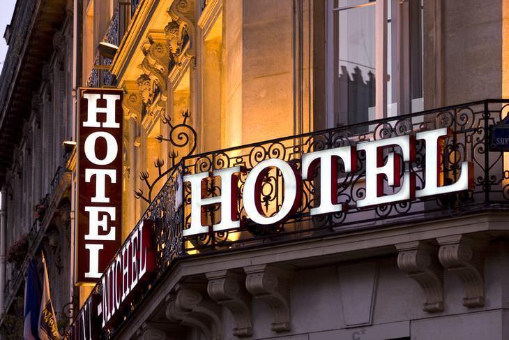 Artículos Robados Hoteles De Lujo