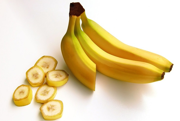 Versión silvestre frutas y verduras Banana
