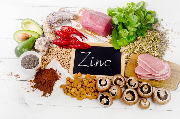 Los bajos niveles de zinc en la sangre pueden elevar la presión arterial