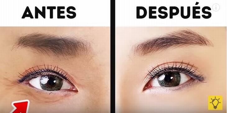 La Técnica Japonesa Para Que Tus Ojos Parezcan Más Jóvenes