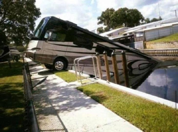 Malos Conductores Al Volante Autobús
