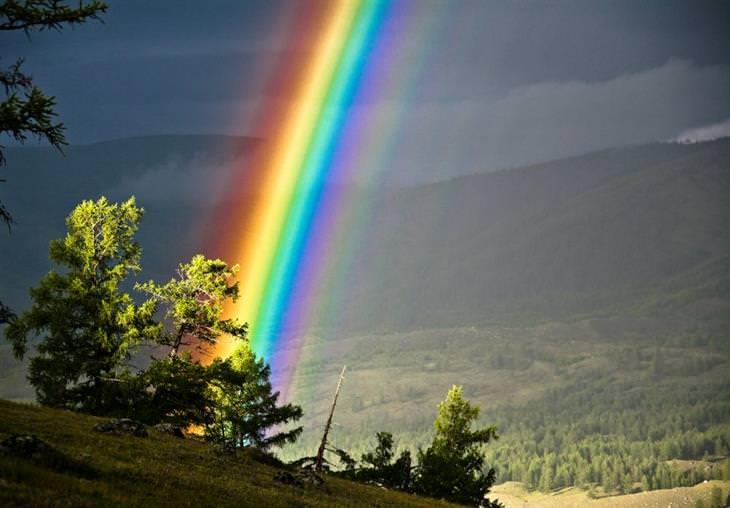 16 Imágenes De Las Maravillas Naturales De Nuestro Planeta