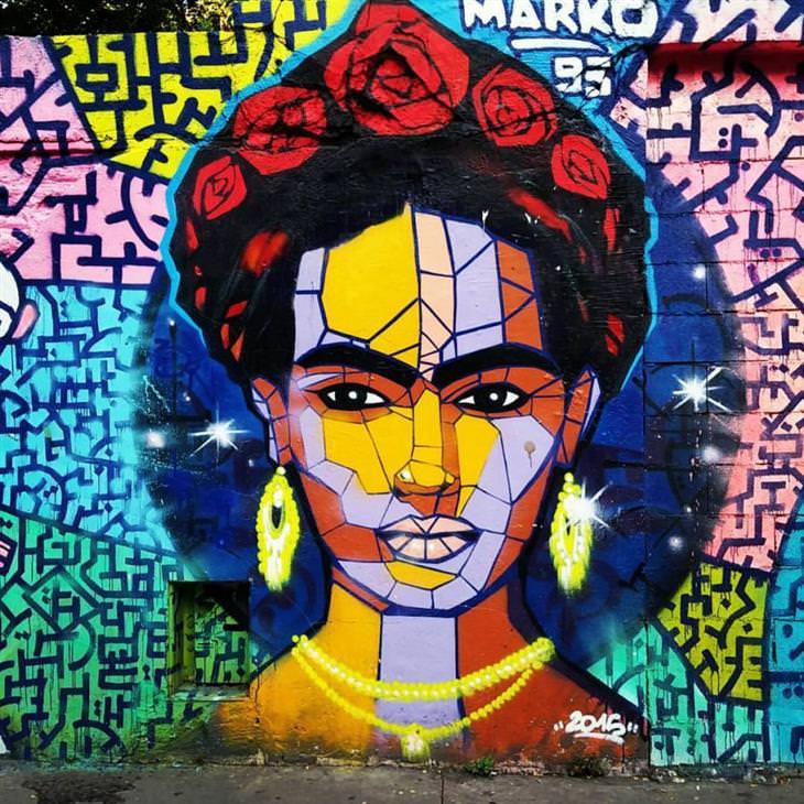 20 obras arte callejero