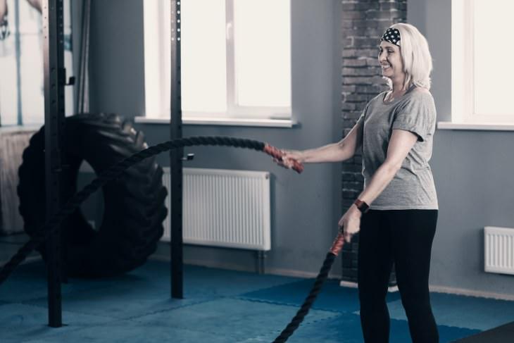 entrenamiento después de los 50
