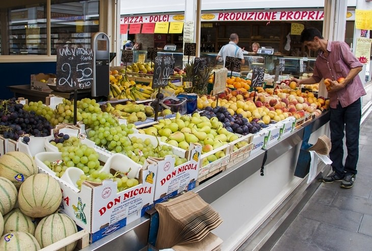 Guía De Viaje Gourmet Italia