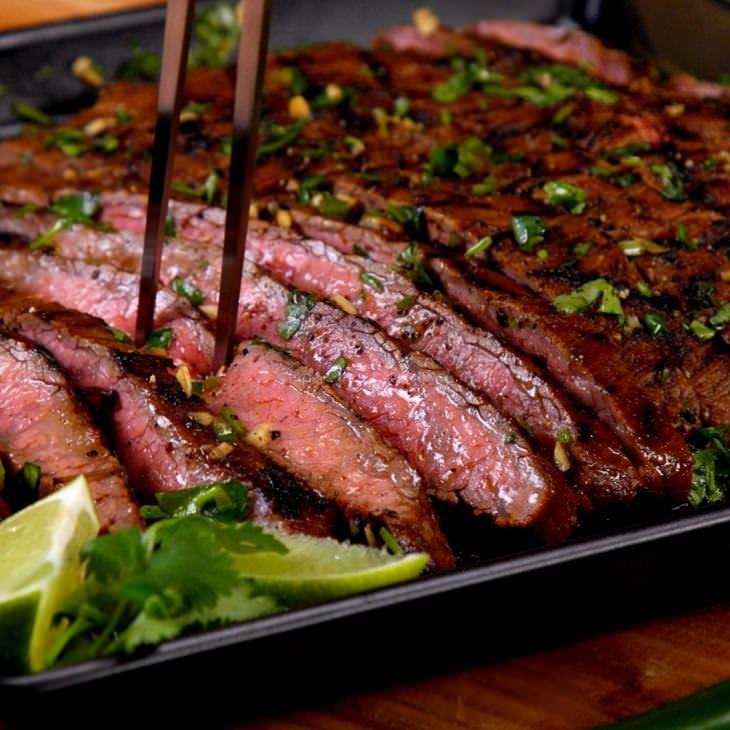 Delicioso Trozo De Carne Siguiendo Este Método