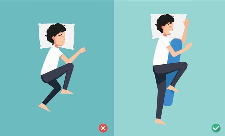 u Posición Al Dormir Afectar Tu Digestión
