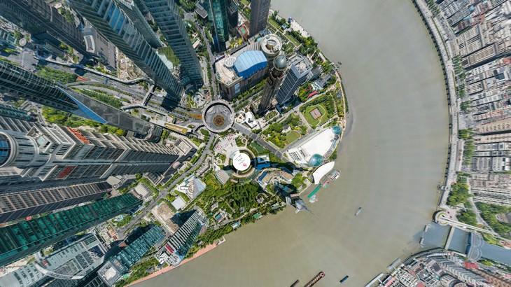 La Foto De Shangai Que Es Asombrosa Y Alarmante