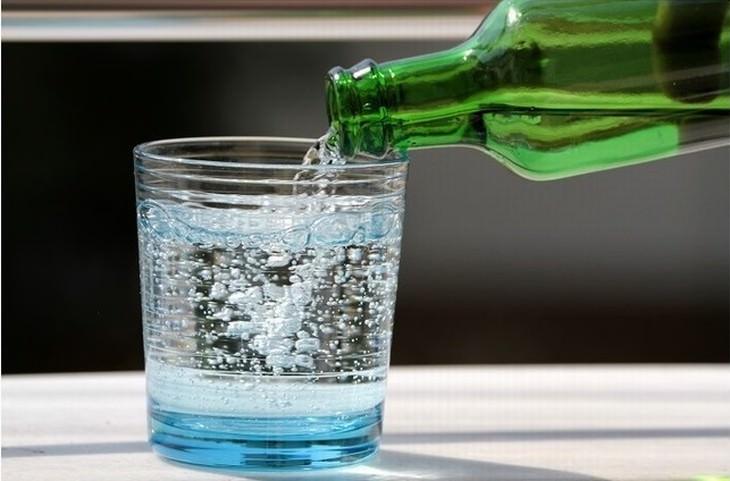 9 tipos de agua
