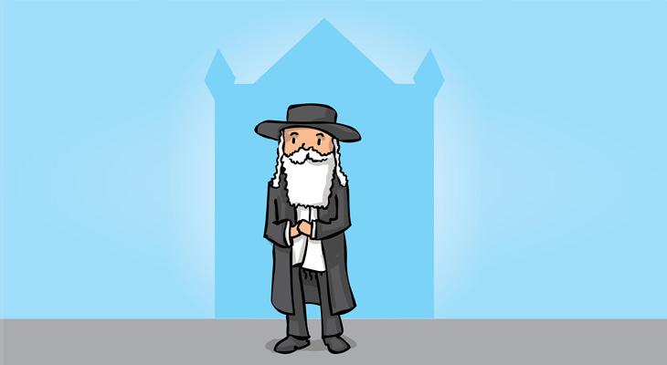 chiste rabino