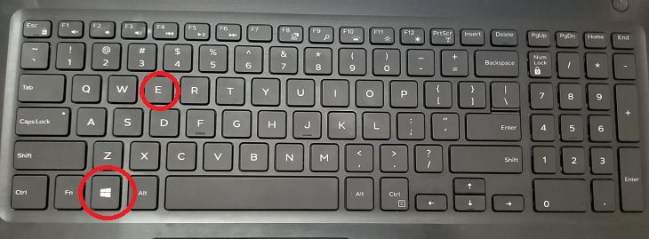 teclado windows