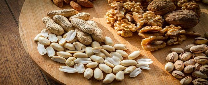12 Snacks Saludables bajos en sal