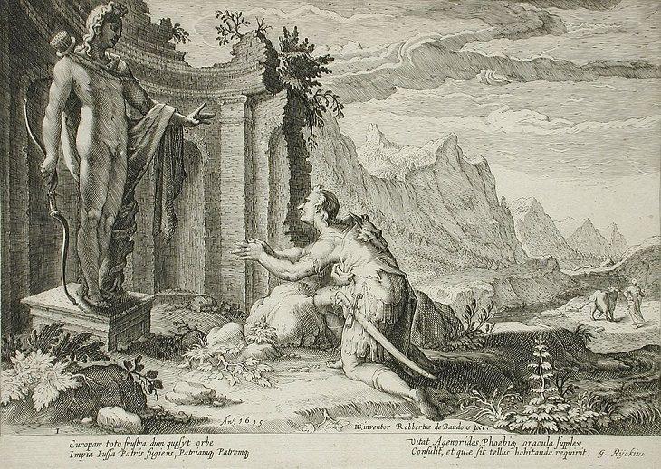 Mitología Griega:Seis Alucinantes Cuentos Antiguos