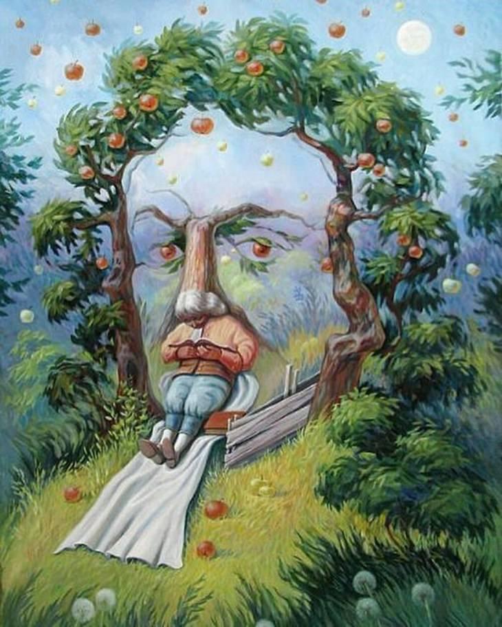 15 Increíble Ilusiones Ópticas