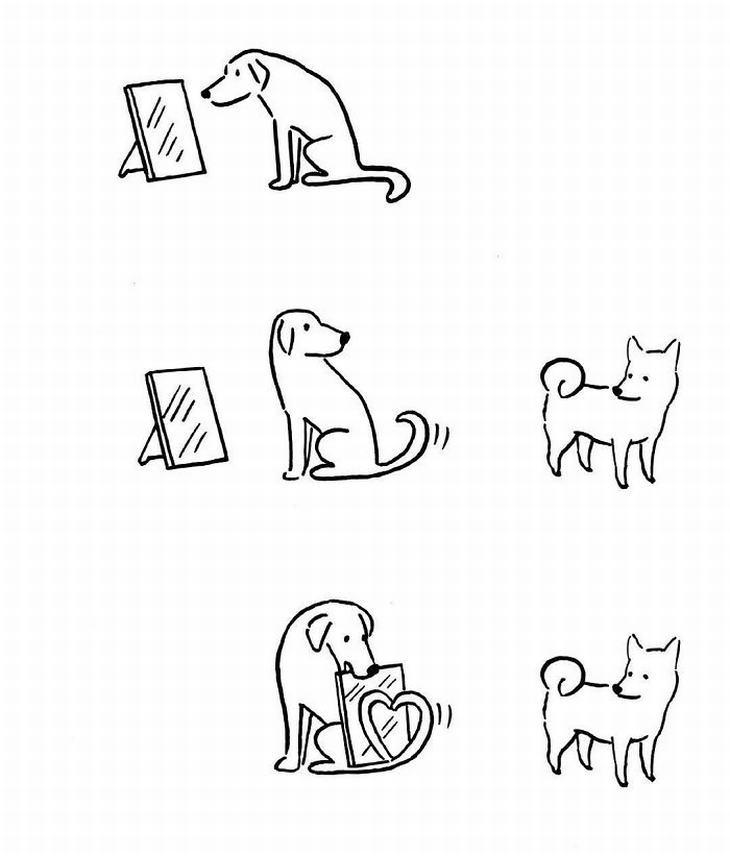 ilustraciones tango gao
