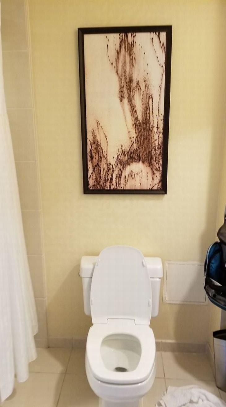 divertidas imágenes que vemos en los hoteles