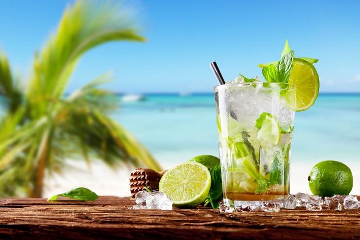 10 bebidas bajas en calorías