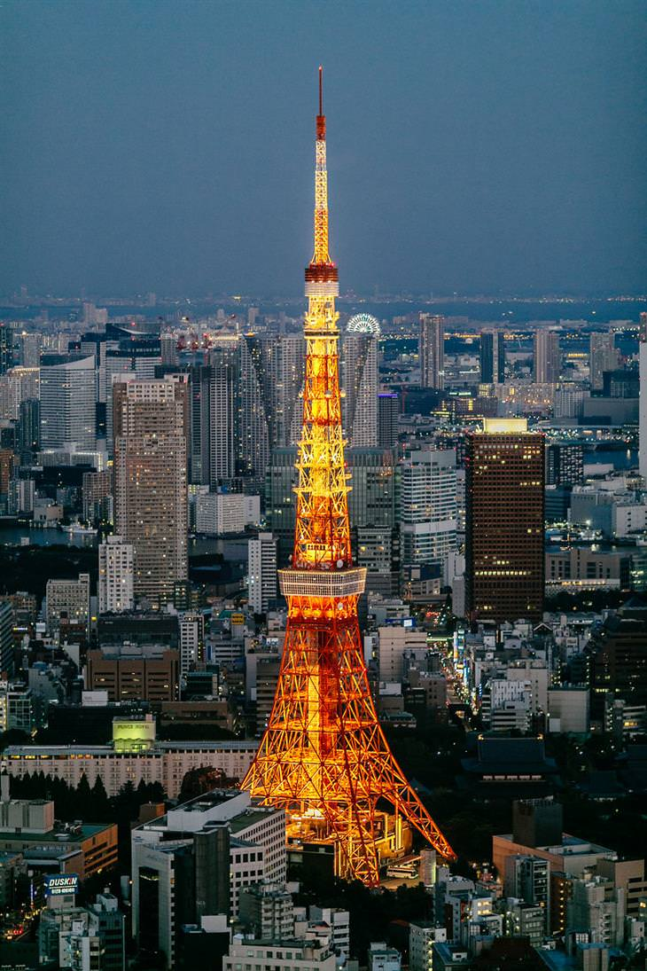 22 fotos japón