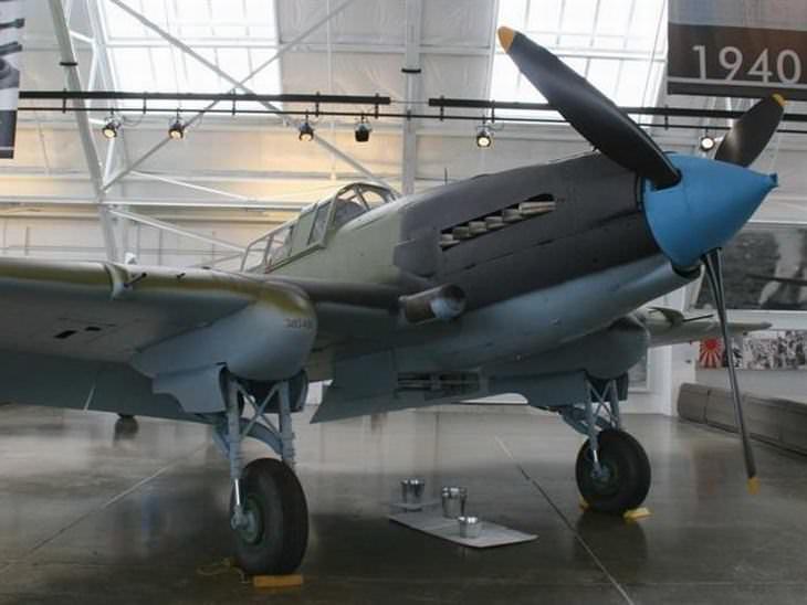 Increíble Colección De Fighters De La Segunda Guerra Mundial
