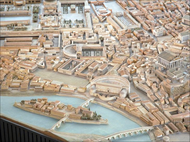 fotos antiguas Roma